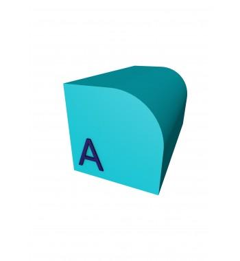Profilfräser CNC - Profil A